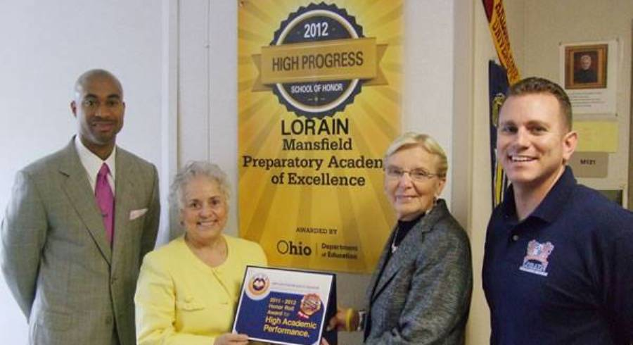 Lorain Preparatory Academy High Progress School of Honor