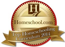 Mosaica Online Top Homeschooling Curriculum Award 2014