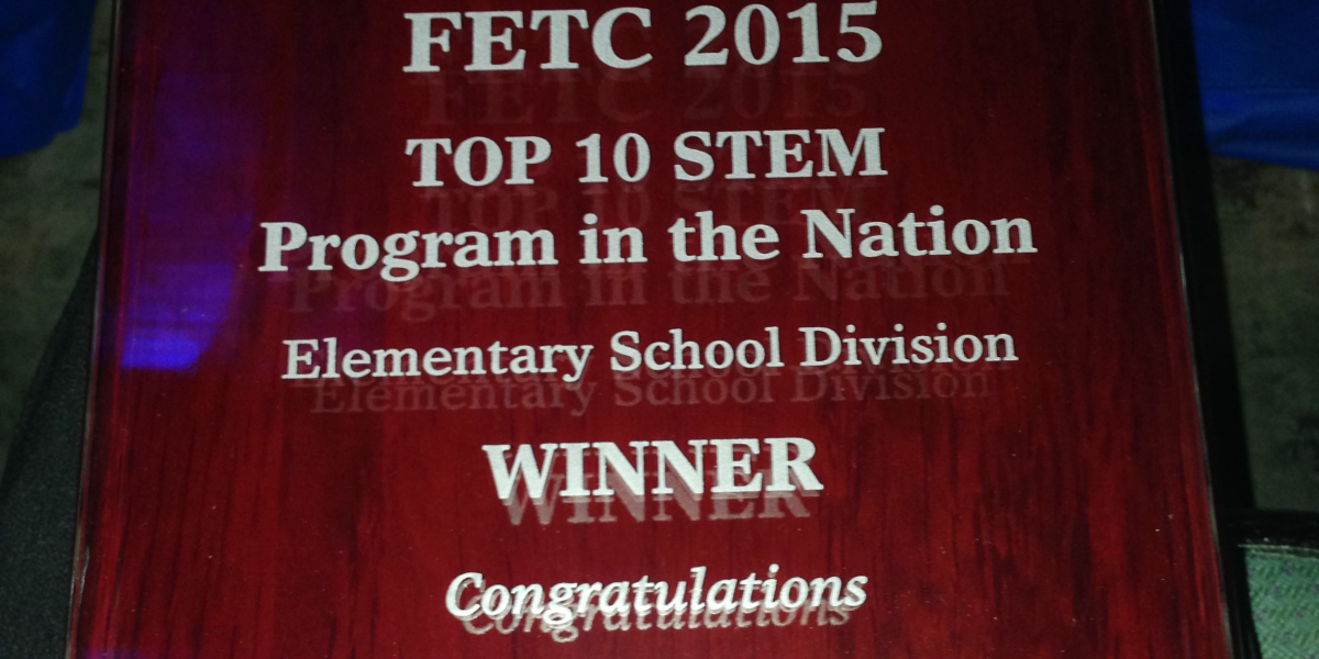 Mosaica School Wins STEM Excellence Award